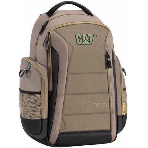 Caterpillar BRADLEY II plecak na laptopa 15,6'' CAT / brązowy - Army Green (5711013046378)