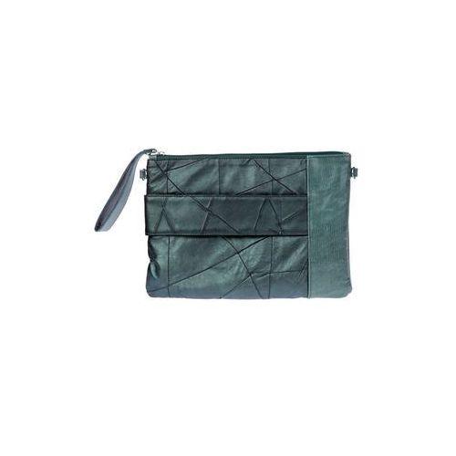 Kopertówka przeszywana zielona marki Ccora bags
