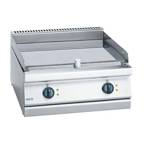 Płyta grillowa elektryczna gładka/ryflowana, 700x775x290 mm | , block cook 700 marki Asber