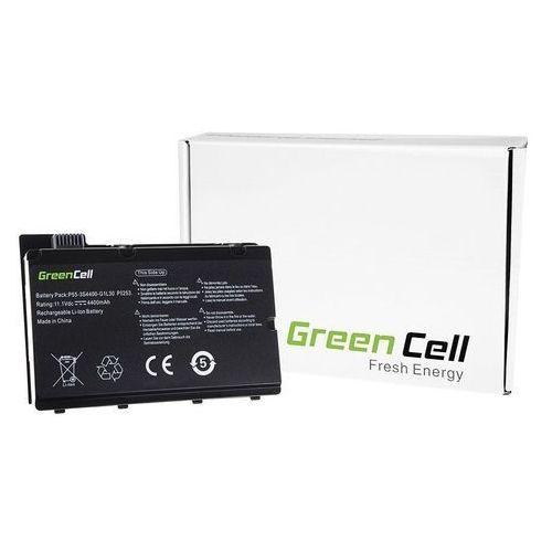 Fujitsu-Siemens Amilo Pi2450 / 3S3600-S1A1-07 4400mAh Li-Ion 11.1V (GreenCell)