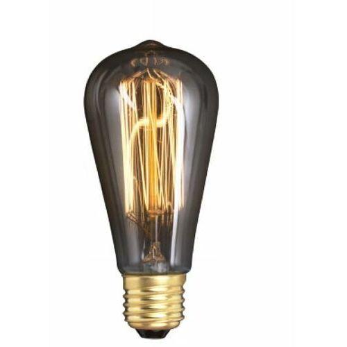 Żarówka E27 ST64 40W dymiona węglowa Edison (5908275921622)