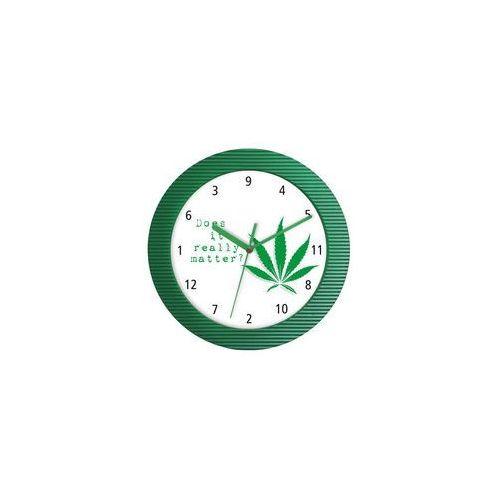Zegar ścienny kolorowy Czy to ma znaczenie?, ATE9815Z1