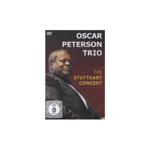 Oscar peterson trio - the stuttgart concert, 1 dvd marki In-akustik