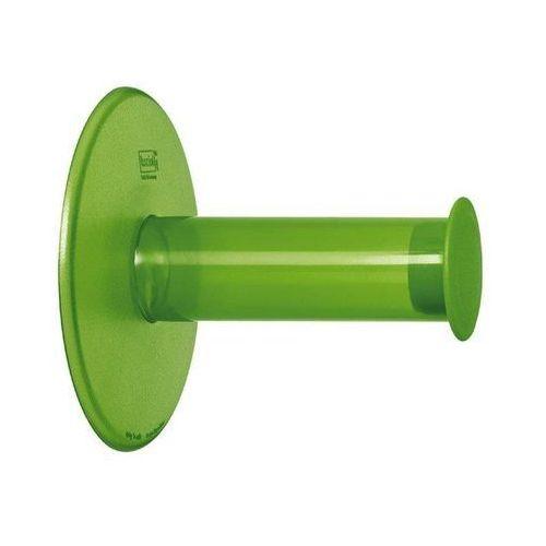 Wieszak na papier toaletowy Plug'N Roll zielony, 5235543