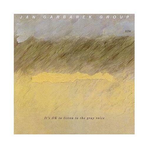 Universal music / ecm It's ok to listen to the gray voice - jan garbarek (płyta cd)