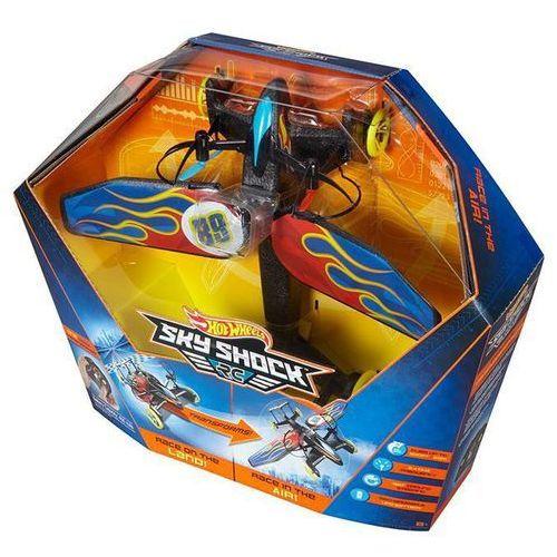 Hot wheels sterowany pojazd latający marki Mattel
