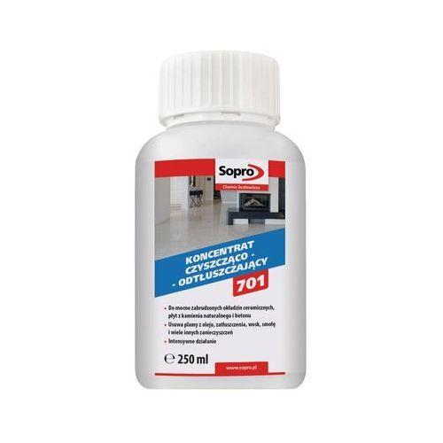 Środek do czyszczenia i odtłuszczania GR701 SOPRO