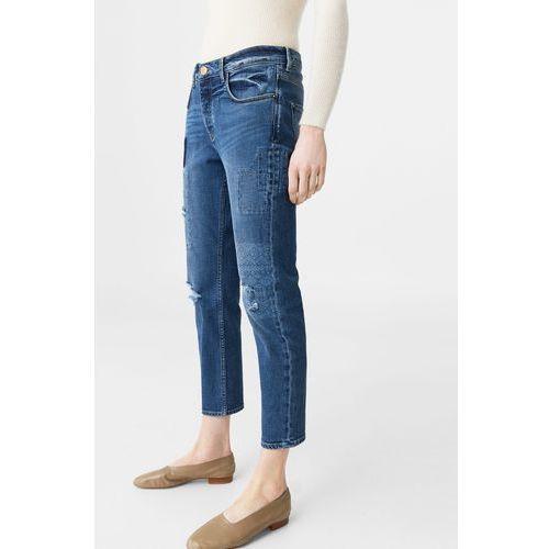 - jeansy lonny, Mango