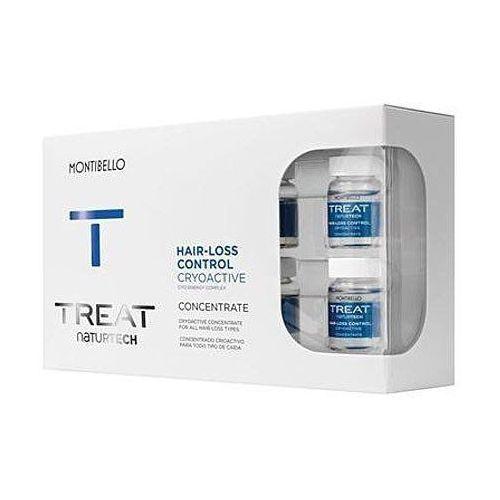 hair-loss cryo koncentrat 7 ml stymuluje wzrost, powstrzymuje wypadanie marki Montibello