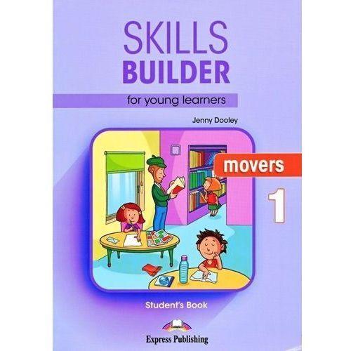 Skills Builder Movers 1 SB EXPRESS PUBLISHING, oprawa broszurowa