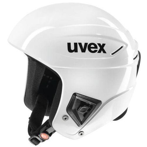 Uvex race + biały 55-56 cm 2016-2017
