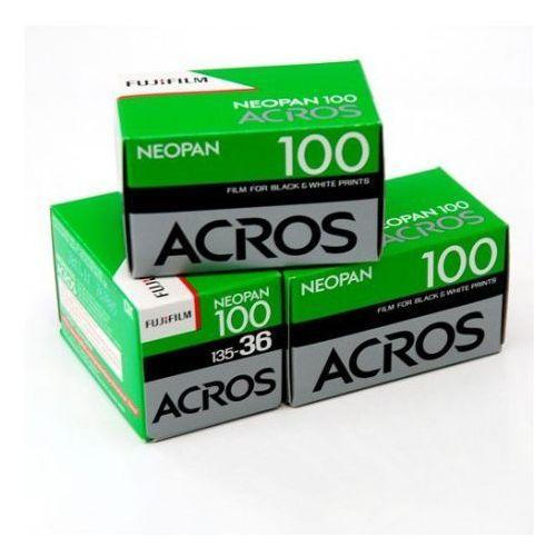 Fujifilm Fuji neopan acros 100/36