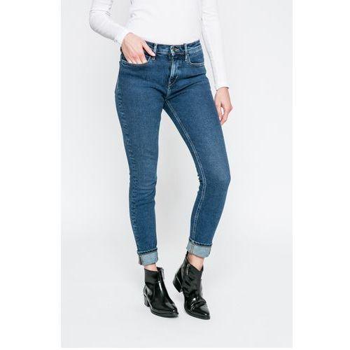 Calvin Klein Jeans - Jeansy Bluevill, kolor niebieski