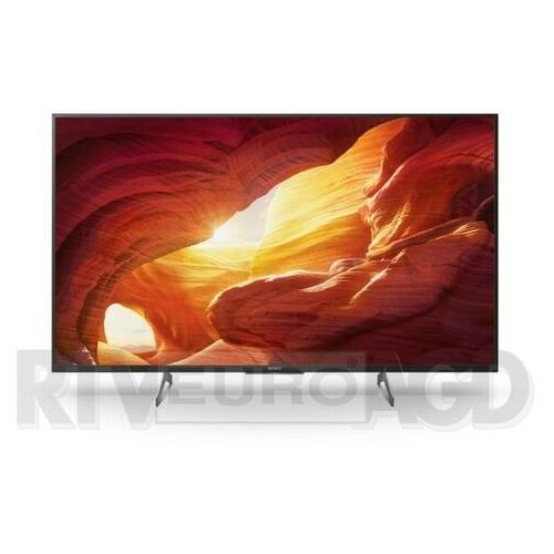 TV LED Sony KD-49XH8505
