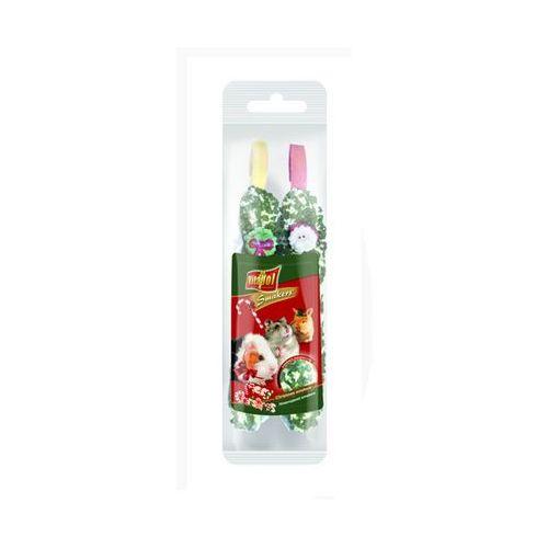 Vitapol  smakers świąteczny dla gryzoni i królika vitaherbal 2szt.