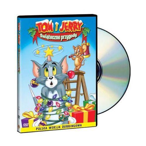 Tom i Jerry, Świąteczne przygody (DVD) - Galapagos