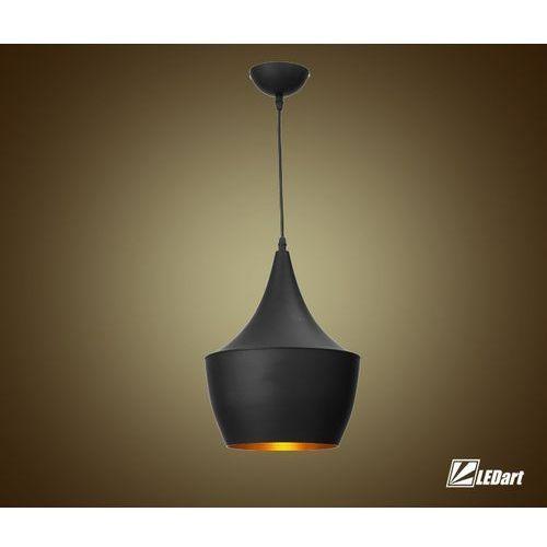 Lampa caselle czarna marki Ledart