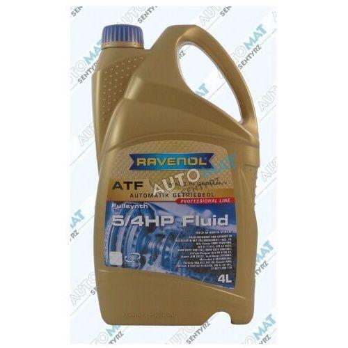 Olej 5/4 hp fluid 4l. marki Ravenol