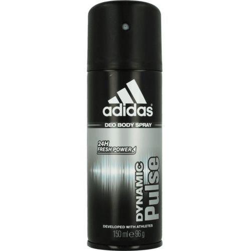 Coty Dezodorant adidas dynamic pulse dla mężczyzn w sprayu 150 ml