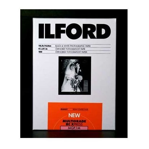 Ilford rc xpress mgp 10x15/100 1m błyszczący