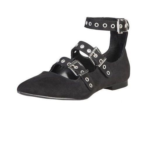 Made in italia Damskie buty anastasia czarne