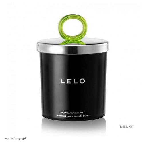 Lelo (se) Lelo świeca do masażu snow pear & cedarwood (7350022271227)