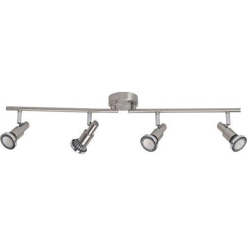 Brilliant Lampa punktowa g57432/77 gu10, żelazowy, chrom