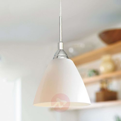 Lampa wisząca Nordlux 73163010, E27 (ØxW) 20 cmx18 cm, Biały