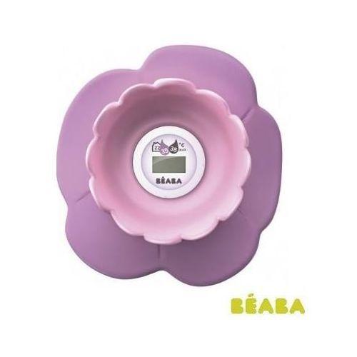 Beaba  termometr do kąpieli i pokoju lotus - pastel pink