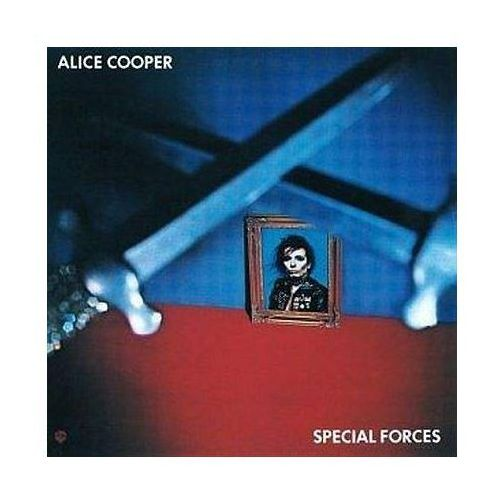 Alice Cooper - SPECIAL FORCES (0075992623025)