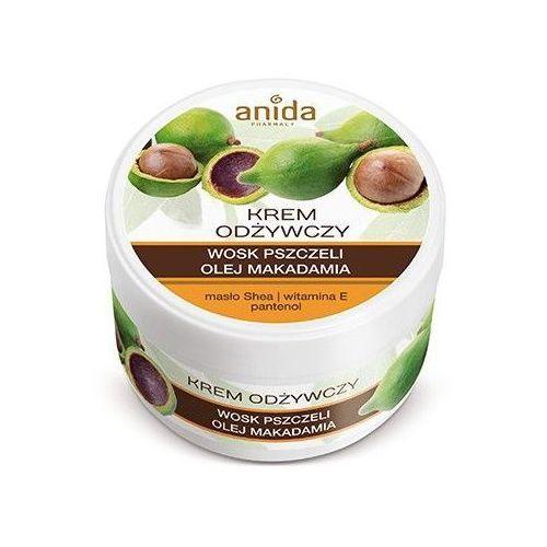Anida krem odżywczy wosk pszczeli i olej makadamia 125ml marki Scan anida