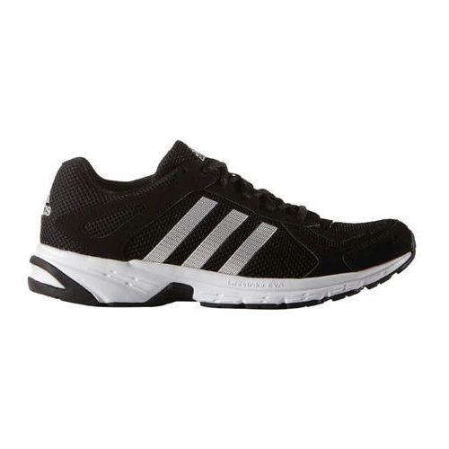 adidas Men's Duramo 55 Running Shoes BlackSilver US 9.5