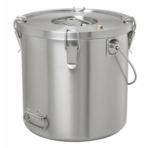 Pojemnik termoizolacyjny do transportu żywności o pojemności 20 litrów