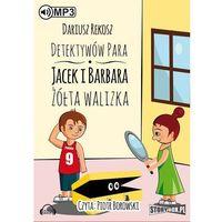 Detektywów para - Jacek i Barbara. Żółta walizka - Dariusz Rekosz (MP3) (9788379277155)