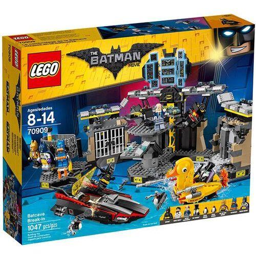 LEGO Batman the Movie, Włamanie do Jaskini Batmana, 70909