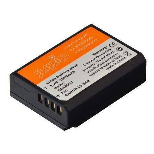 Jupio Akumulator cca0023 canon lp-e10 (8718226222350)
