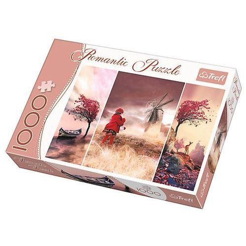 Trefl Puzzle 1000 elementów romantic. baśniowa kraina 10408 (5900511104080)