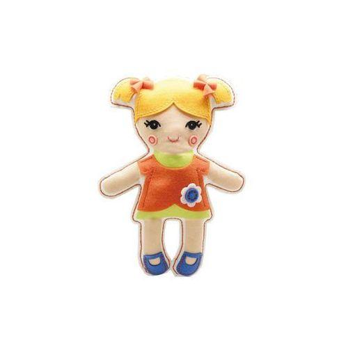 Filcowe robótki lalka przytulanka ala marki Stnux