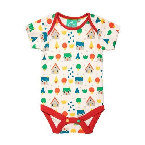 Little Green Radicals LITTLE VILLAGE Body offwhite/bunt, S17068