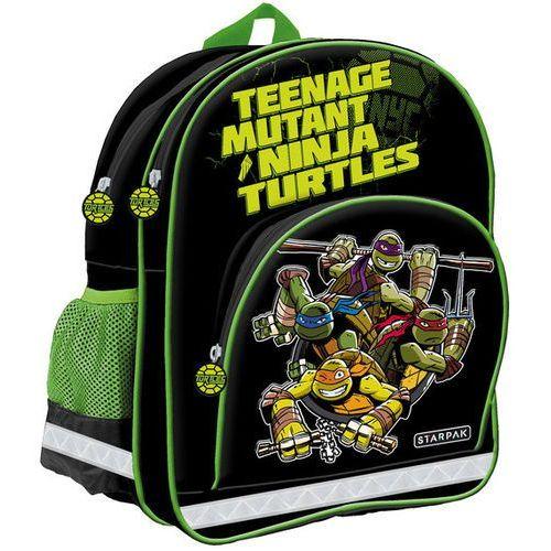 Wojownicze Żółwie Ninja Turtles Plecak Szkolny 348736