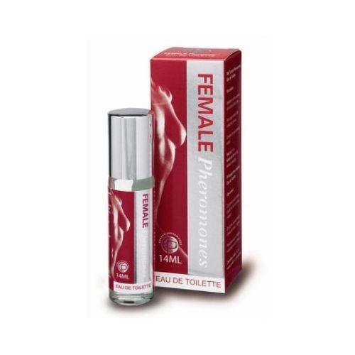 Cobeco pharma Cobeco cp female pheromones spray woda toaletowa zawierająca feromony 14 ml