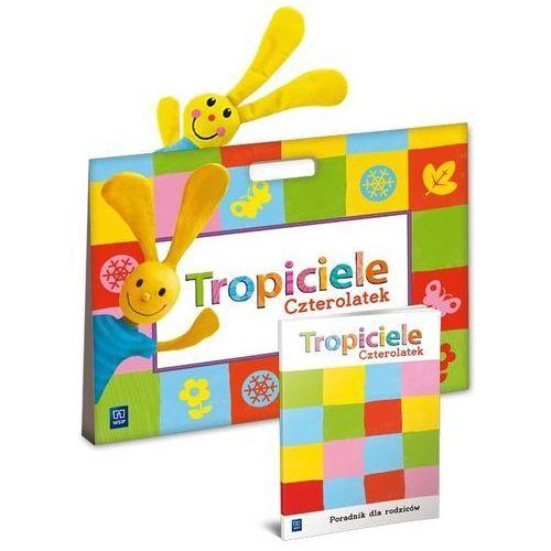 Tropiciele, box dla 4-latka - edukacja przedszkolna - Praca zbiorowa