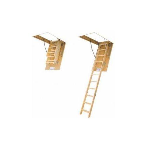 Schody strychowe FAKRO LWS Plus 60x130/280, FAKRO LWS Plus 60x130/280