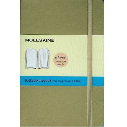 Notes P Moleskine Classic w kropki beżowy (9788867323548)