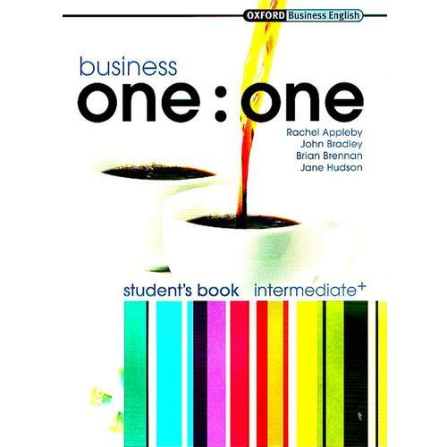 Business One-to-One Intermediate Students Book and MultiROM Pack, Oxford University Press