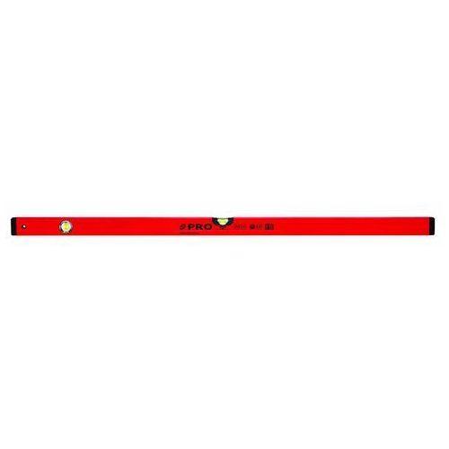 Poziomica malowana PRO 600 120 cm