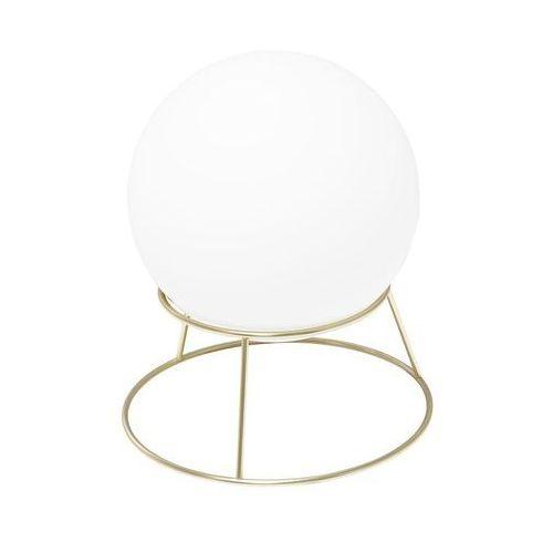 Lampa stołowa CELESTE biało-złota E27 INSPIRE (3276000305125)