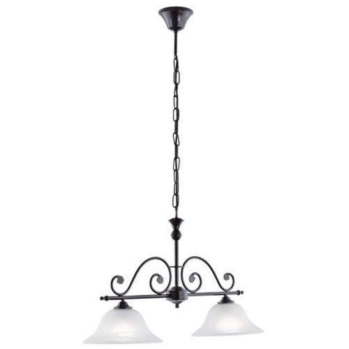 Lampa wisząca murcia podwójna, 91004 marki Eglo