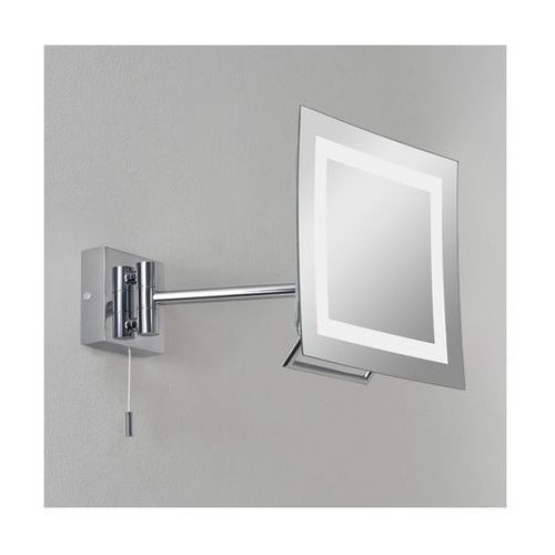 lusterko z oświetleniem NIRO SINGLE ARM VANITY MIRROR ŻARÓWKA LED GRATIS!, ASTRO LIGHTING 0485