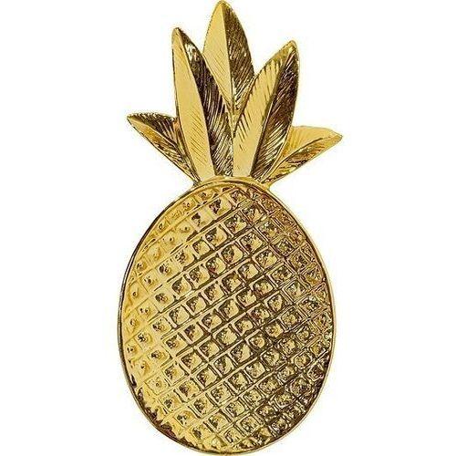 Tacka ananas złota marki Bloomingville
